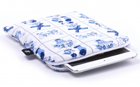 Delfts blauwe iPad mini hoes - Holland