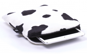 Koe iPad mini hoes - Lazy Cow