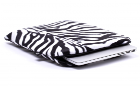 Zebra MacBook hoes - Zebra Mania
