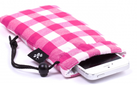 Roze iPhone hoesje - Pink Candy