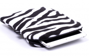 Zebra iPad mini hoes
